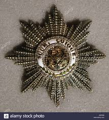 decorations germany prussia high order of the black eagle stock