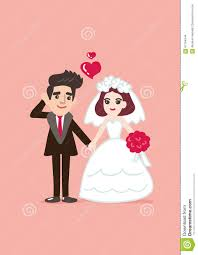 wedding card for groom wedding card with groom and illustration stock
