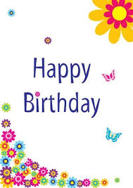 birthday card best printable birthday cards make and print
