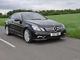 1993 Mercedes Coupe Mercedes Benz E Class Coupe Uk 2010 Pictures Information