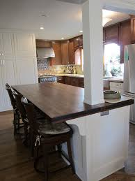 decorating fantastic walnut butcher block furnishing kitchen exciting bar top traditional kitchen table with walnut