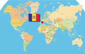 Andorra Map Terramar Group Andorra