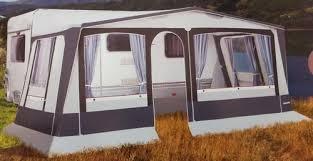 chambre pour auvent caravane auvent pour caravanes adriatic taille m trigano