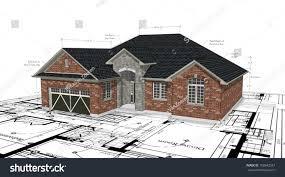 brick home floor plans floor plan stock photo brick house plans home floor plan