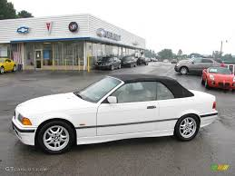 bmw convertible 1997 1997 alpine white bmw 3 series 328i convertible 17052504