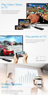 laptop to home theater mele s3 wireless hdmi dongle cast smart tv stick airplay miracast