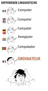 Different Languages Meme - differenze linguistiche know your meme