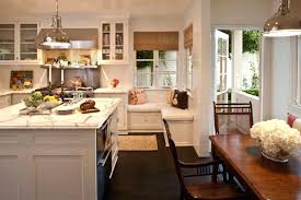 Built In Bench Seat Dimensions Built In Kitchen Bench Seating With Storage Kitchen Table With