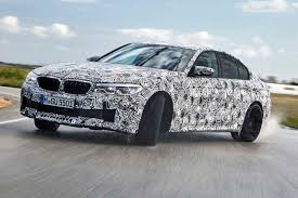 bmw teases the new all wheel drive m5 motor trend