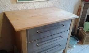 meuble cuisine en inox meuble cuisine inox ikea 1 meuble cuisine ikea 3 clasf cgrio