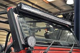 rough country light bar mounts lovely jeep led light bar 6 upper windshield 50in led light bar