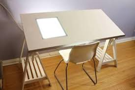 Drafting Table Light Ikea Light Table 150 I Have This And Highly Recommend It The