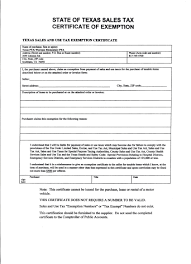 texas hotel occupancy tax exemption certificate exempt form 2017