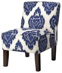 Blue And White Accent Chair Dining Room Top Luxury Blue And White Accent Chair Cdcrgs