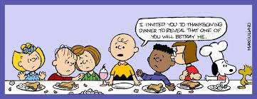 happy thanksgiving black snow comics