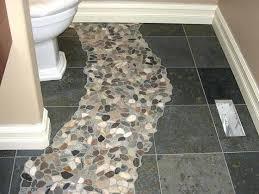 river rock bathroom ideas lava rock bathroom tile best bathroom floor images on bathroom ideas