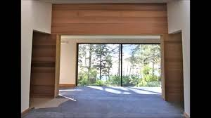 large insulated sliding room dividers youtube