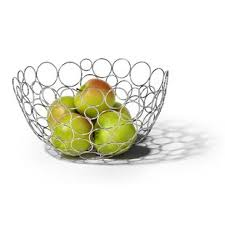 modern fruit basket modern contemporary modern fruit baskets allmodern