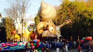 2015 macy s thanksgiving day parade cbs new york