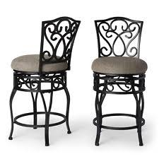 Wrought Iron Bar Stool Wrought Iron Bar Stools Ebay