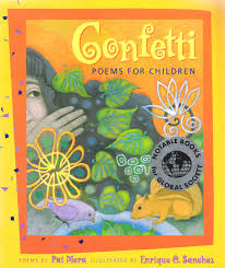 Halloween Poems For Children Confetti Poems For Children Pat Mora