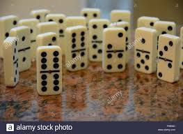 domino picture of dominoes double six dominoes game domino stock photo