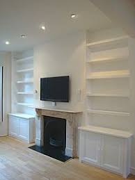 Built In Tv Bookcase Accessorizing Built Ins Purpose Shelves And Storage