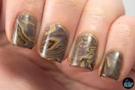 hey darling polish nail art a go go day 4 monochrome