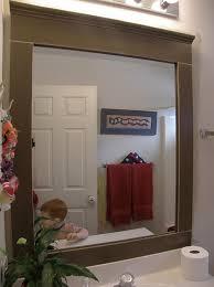 best 20 frame bathroom mirrors ideas on pinterest bathroom mirror