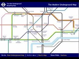 underground map simplicity by design history of the map bsix12 do