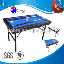 4 in 1 pool table kbl 296 4 ball carom pool table with mini tennis and hockey function