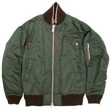 sacai er jacket sacai coats jackets men storm