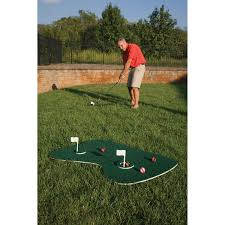 backyard golf course supplies home outdoor decoration