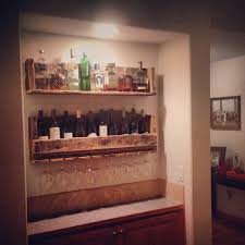 wine rack wine rack liquor cabinet racket shelf glass storage