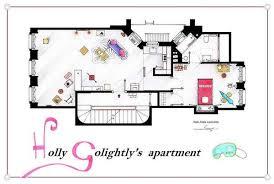tv show apartment floor plans sitcom floor plan replications famous apartment floor plans