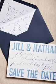 nautical save the date modern nautical wedding inspiration