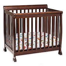 Davinci Kalani Mini Crib Espresso Davinci Kalani 2 In1 Convertible Mini Crib In Espresso Buybuy Baby
