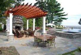 Patios And Pergolas by Pergola And Patio Cover Ideas Landscaping Network