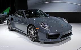 Porsche 911 Turbo - 2017 porsche 911 turbo turbo s bring their anti lag tech wizardry
