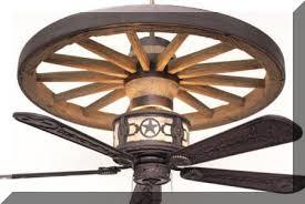 wagon wheel ceiling fan light rustic lighting and fans wagon wheels ceiling fan and wagon wheel