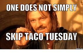 Taco Tuesday Meme - 25 best memes about lego taco tuesday lego taco tuesday memes