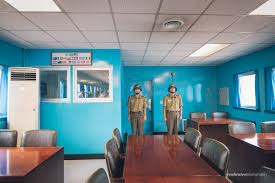 Korean Interior Design Korean Demilitarized Zone Dprk Reuben Teo Photography