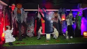 halloween express props 2017 slide show september 2 sd youtube