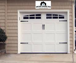 Style Garage by Carriage House Stamped Steelcarriage Style Garage Doors No Windows