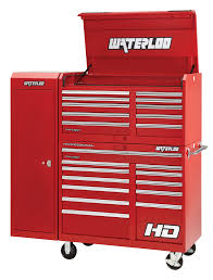 Retro Metal Cabinets For Sale At Home In Kansas City by Waterloo Industries Hard Working Tool Storage For Hard Working Tools