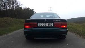 2012 Bmw 850 Bmw 850 Ci Start And Acceleration Youtube