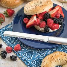 bagel knife rada kitchen store