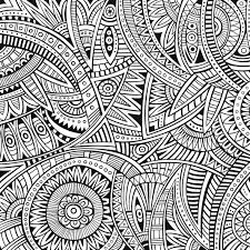 free printable geometric coloring pages adults arterey info