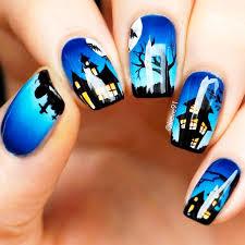27 perfectly fun halloween nail designs naildesignsjournal