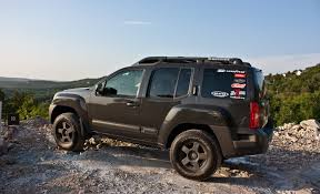 2003 nissan xterra lifted 2005 nissan xterra specs and photos strongauto